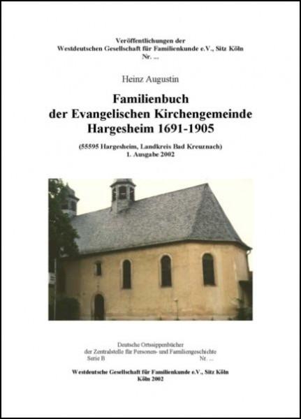 Familienbuch Hargesheim