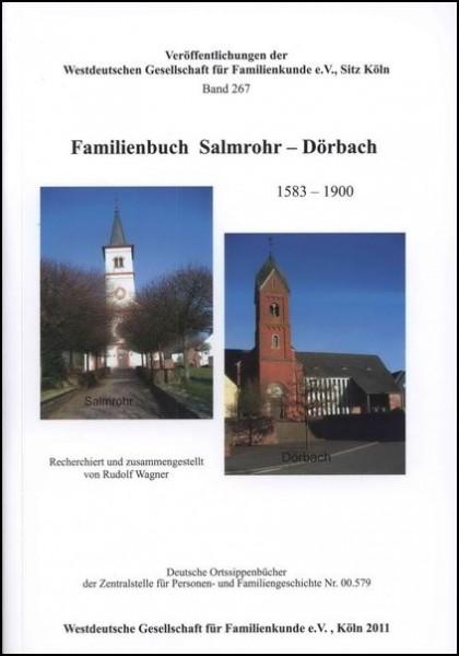 Familienbuch Salmrohr / Dörbach