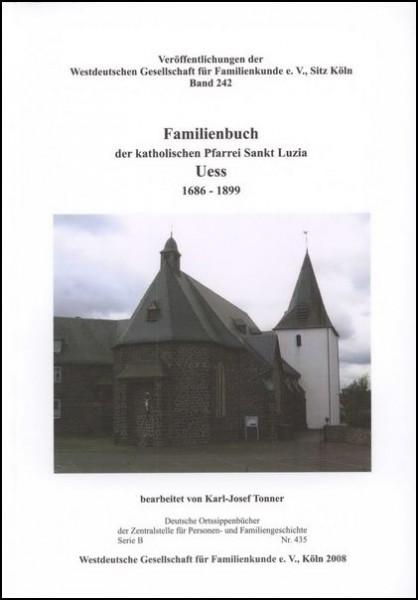Familienbuch Uess