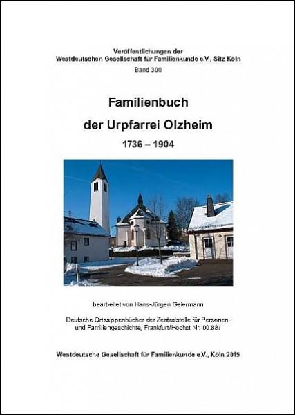 Familienbuch Olzheim