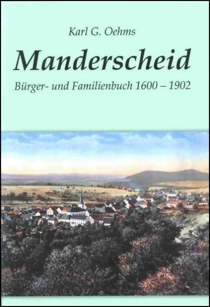 Familienbuch Manderscheid