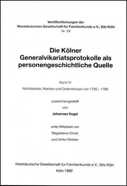 GVP - Bd. 06: 1756 - 1760