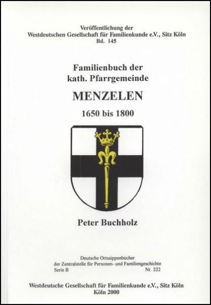 Familienbuch Menzelen