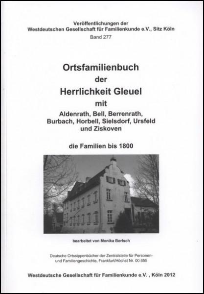 Familienbuch Gleuel
