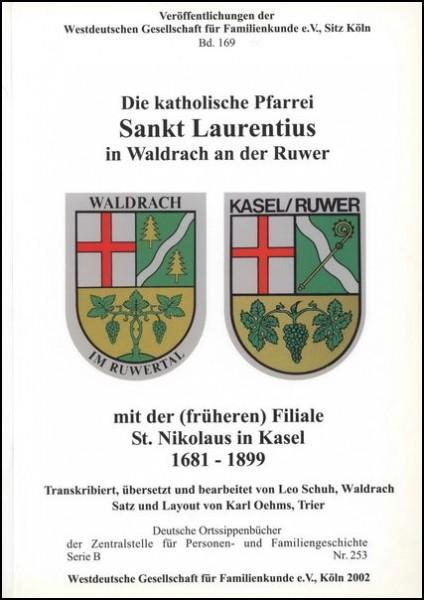 Familienbuch Waldrach