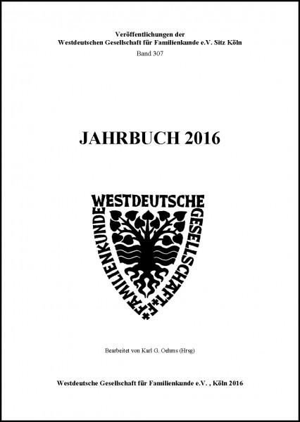 Jahrbuch 2016