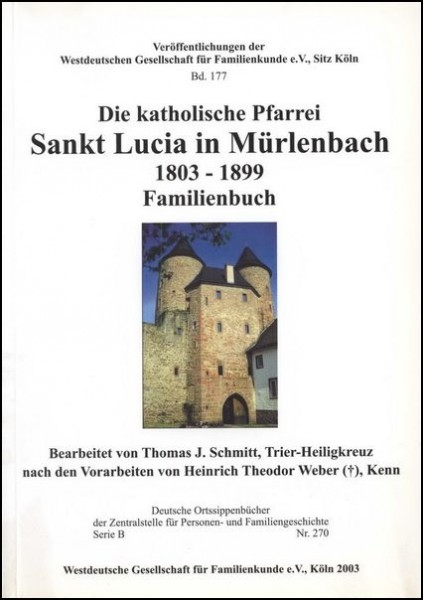 Familienbuch Mürlenbach