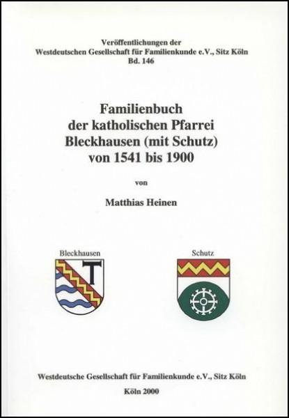 Familienbuch Bleckhausen