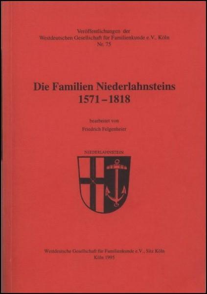 Familienbuch Niederlahnstein