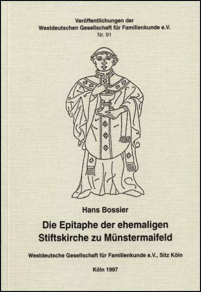 Epithaphe in der ehem. Stiftskirche Münstermaifeld