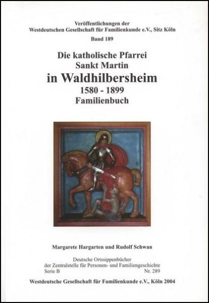 Familienbuch Waldhilbersheim
