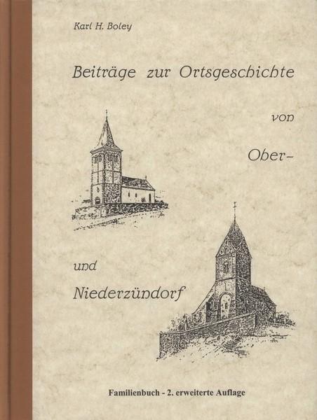 Familienbuch Zündorf