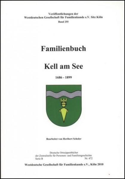 Familienbuch Kell am See