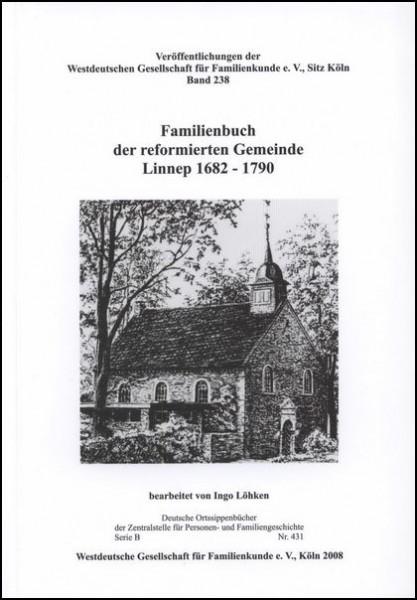 Familienbuch Linnep
