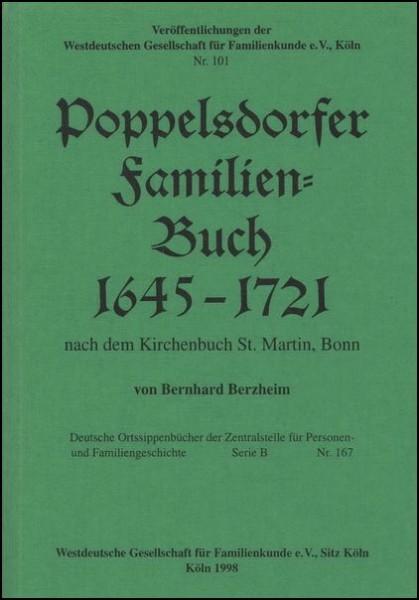 Familienbuch Poppelsdorf (Bonn)