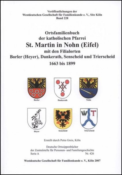 Familienbuch Nohn