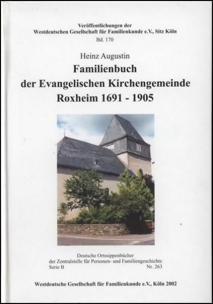 Familienbuch Roxheim