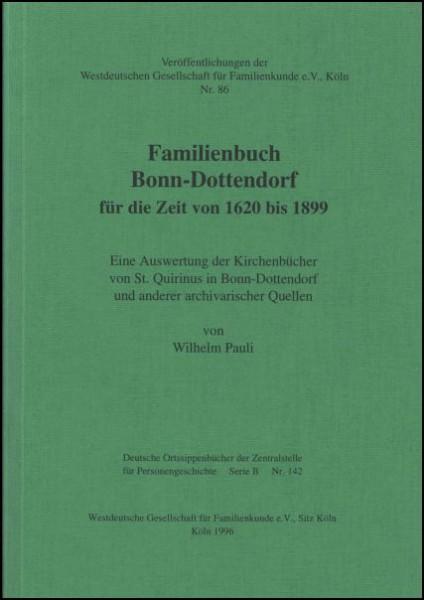 Familienbuch Dottendorf (Bonn)