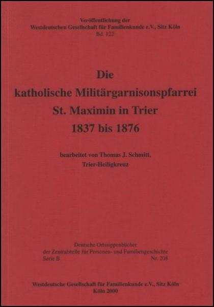Familienbuch Trier (St. Maximin)