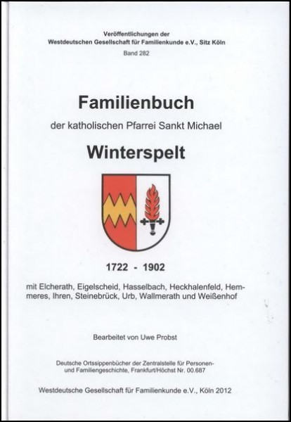 Familienbuch Winterspelt