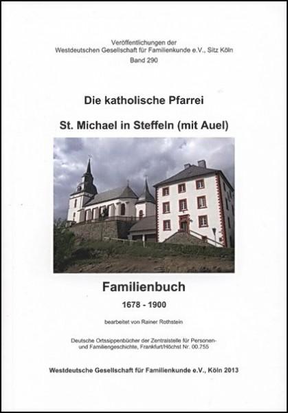 Familienbuch Steffeln