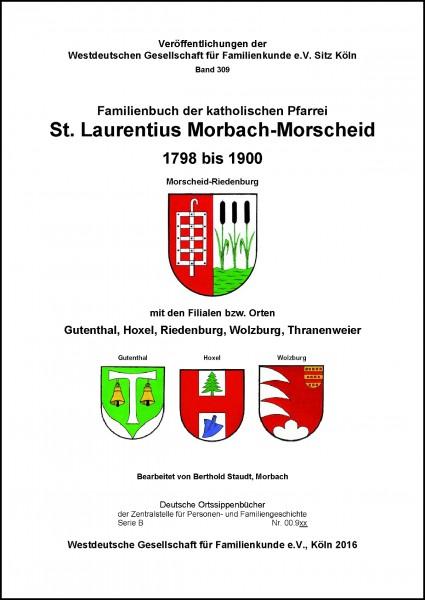 Familienbuch Morscheid 1798-1900