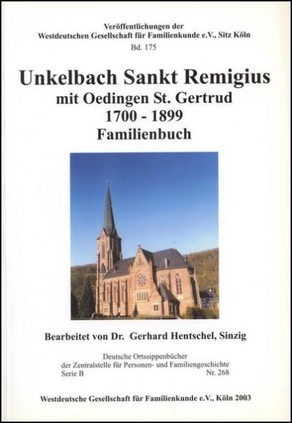Familienbuch Unkelbach