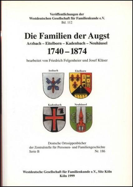 Familienbuch der Augst
