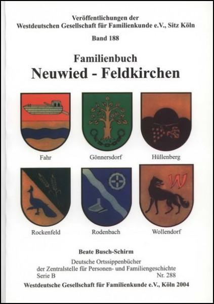 Familienbuch Feldkirchen 1840 - 1899