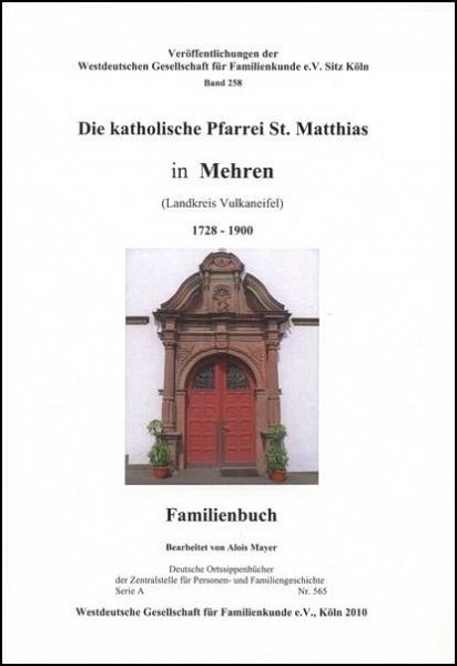 Familienbuch Mehren