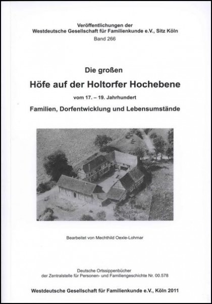 Familienbuch Holtdorf (Bonn)