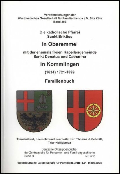 Familienbuch Oberemmel
