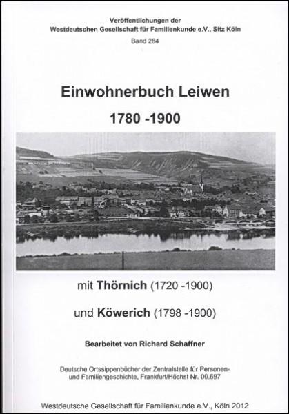 Familienbuch Leiwen