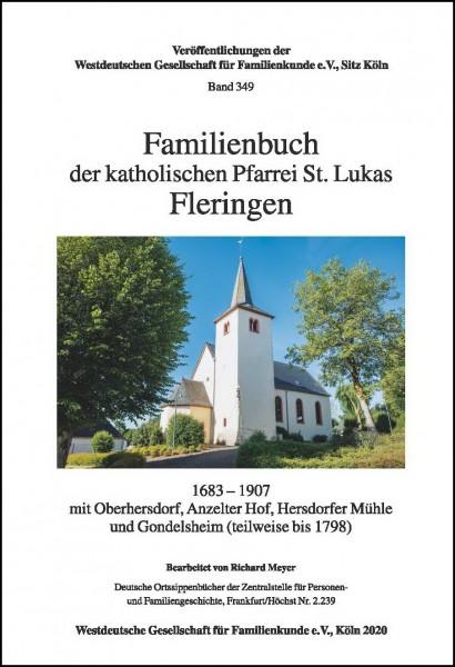 Familienbuch Fleringen 1683-1907