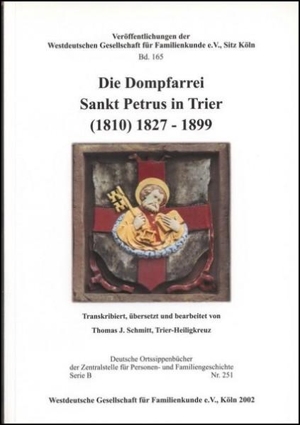 Familienbuch Trier (St. Petrus)