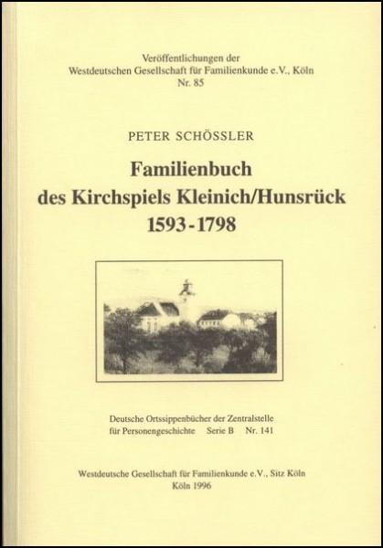 Familienbuch Kleinich