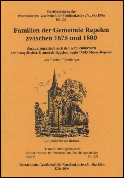 Familienbuch Repelen