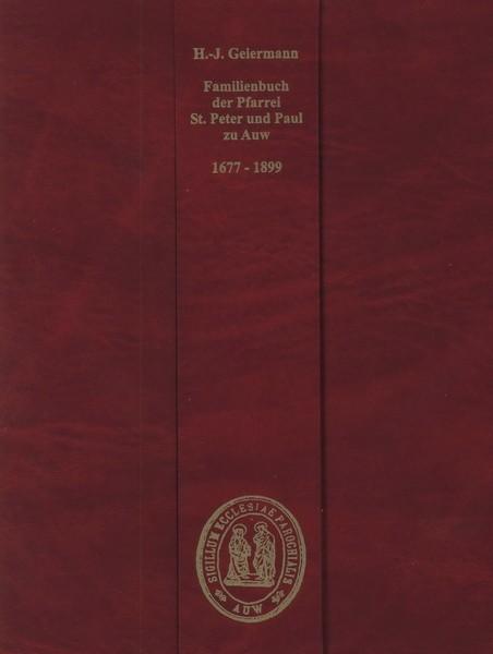 Familienbuch Auw bei Prüm (1645) 1677 - 1899