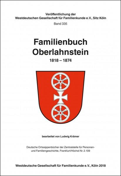 Familienbuch Oberlahnstein 1818-1874