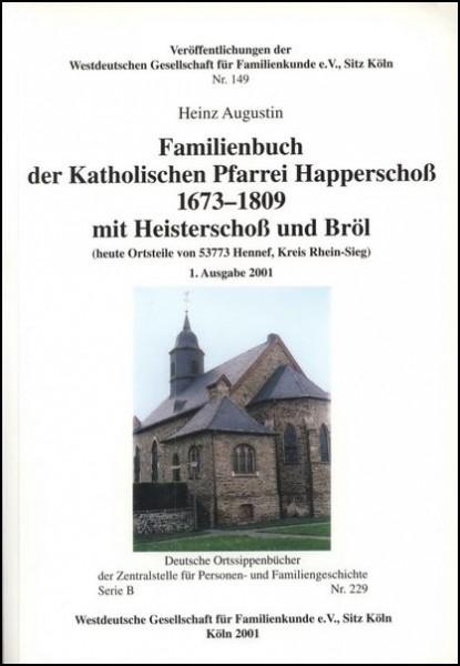 Familienbuch Happerschoß