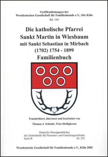 Familienbuch Wiesbaum