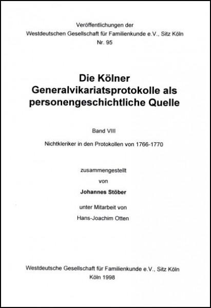 GVP - Bd. 08: 1766 - 1770