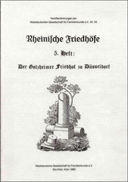 Rheinische Friedhöfe Heft: 5