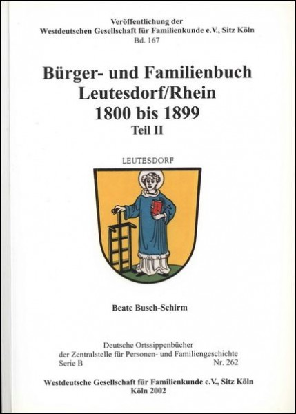 Familienbuch Leutesdorf II