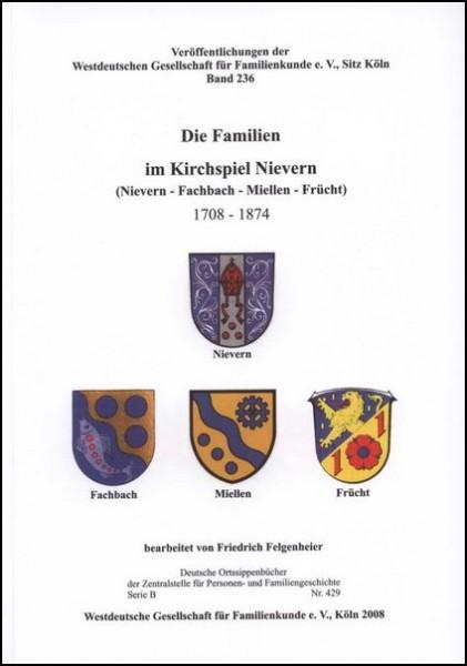 Familienbuch Nievern