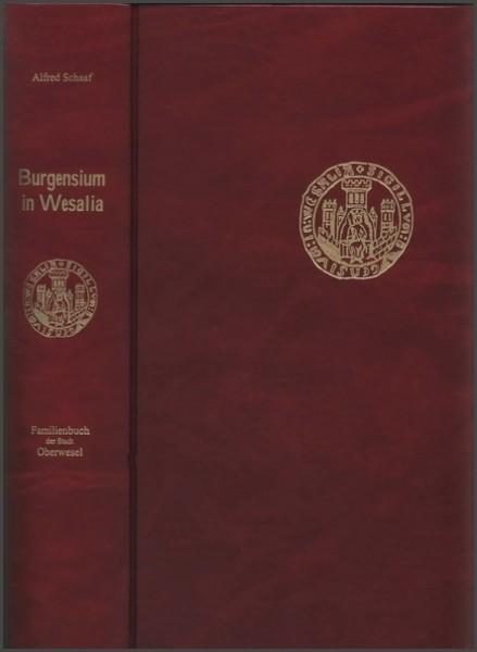 Familienbuch Oberwesel