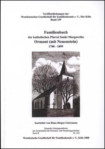 Familienbuch Ormont