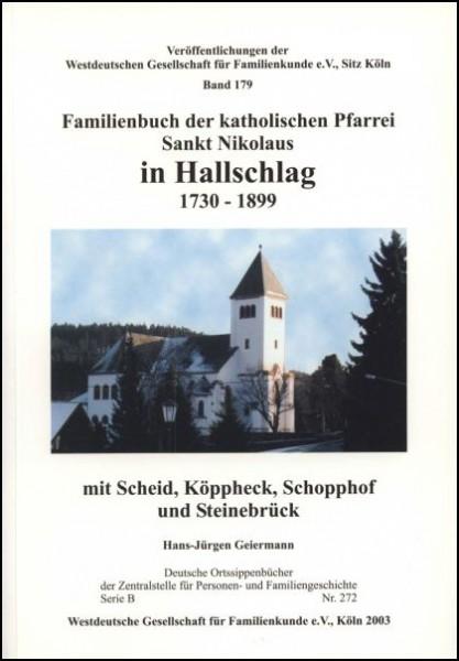 Familienbuch Hallschlag