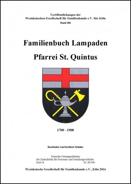 Familienbuch Lampaden 1700-1900
