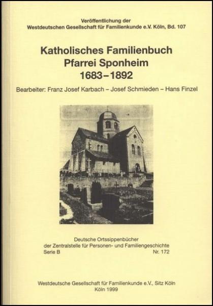Familienbuch Sponheim